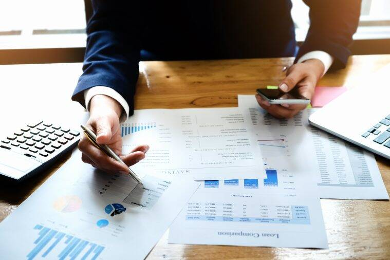 Tax Accountant – Helpingclients And Businesses with their Financial and Income Tax Statements